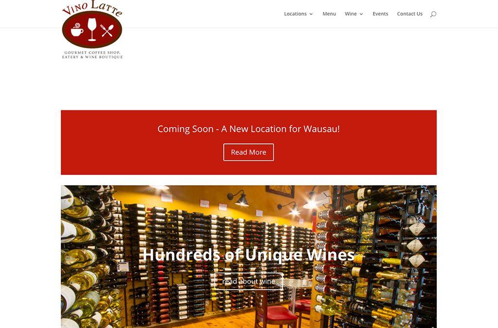 Website: Vino Latte