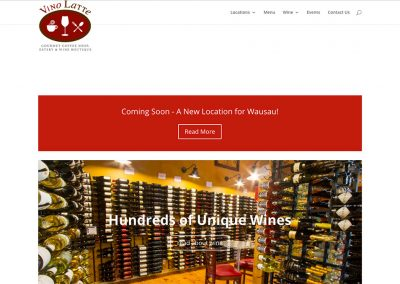 Website: Vino Latte