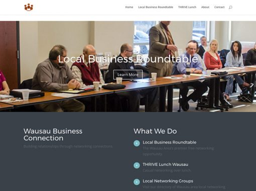 Website: Wausau Business Connection